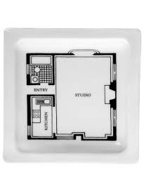 floor plan studio square plate liberty london