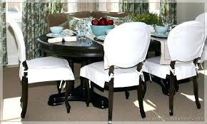 dining room chair seat covers clear plastic