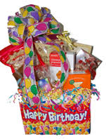birthday baskets gift baskets albany ny a one of a gift
