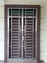 modern door grill design of window and door ign modern solid