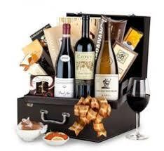 Winebaskets Premium Wine Baskets Groth Reserve Cabernet Sauvignon Wine Basket