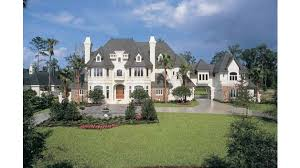 chateauesque house plans this home beckons your attention hwbdo12889 chateauesque from