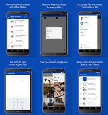 microsoft android apps 8 best cloud apps for android photo backup and storage