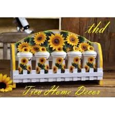 sunflower kitchen ideas 53 best sunflower kitchen ideas images on kitchen