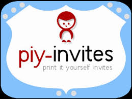Design Your Own Invitations Print It Yourself Invitations Using Your Own Words And Photos