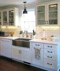 stainless farmhouse kitchen sink minimalist farmhouse kitchen sink cabinet hammered stainless steel