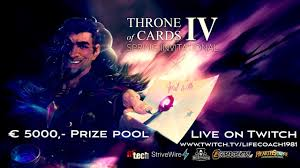 throne of cards spring invitational youtube