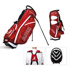 Alabama golf travel bag images Alabama crimson tide golf accessories jpg