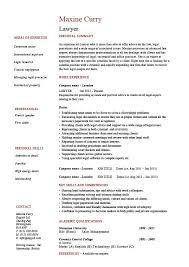 Job Application Resume Sample Resume Format For Job Application Basic Sample Resume
