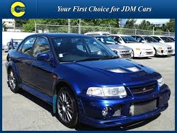 mitsubishi lancer evo 6 1999 mitsubishi lancer evolution vi for sale in vancouver bc