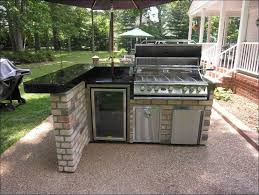 kitchen outdoor kitchen layout built in barbecue grills outdoor
