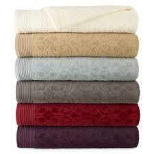 Washable Bathroom Carpet Cut To Fit Royal Velvet Luxury Nylon Bath Rug Jcpenney