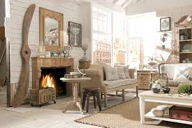rustic ideas for living room home design