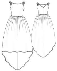wedding dress pattern wedding dress sewing pattern 5212 made to measure sewing