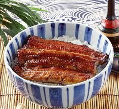 cuisiner une anguille bol de riz avec anguille grillée unagi don recette centre