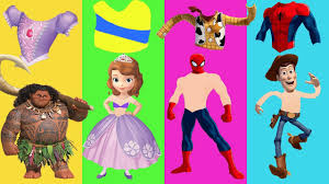 Toy Story Halloween Costumes For Family Wrong Shirt Moana Maui Sofia Spiderman Toy Story Learn Colors