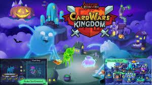 halloween card game card wars kingdom new u0027awaken u0027 feature in halloween edition