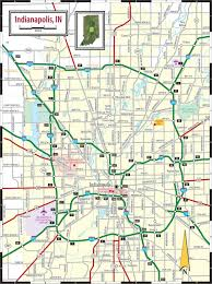 Zip Code Map Indianapolis by Indianapolis Indiana Map Indianapolis Indiana On Map Indiana Usa