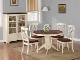 White Round Kitchen Table Set White And Wood Dining Set Tags Amazing Round Kitchen Table Sets