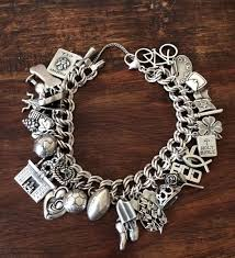 birthday charm bracelet 536 best retired avery charms images on