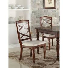 set of 6 dining room u0026 kitchen chairs shop the best deals for