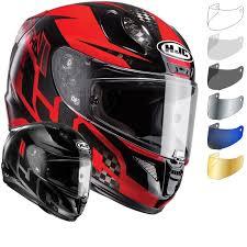 hjc helmets motocross hjc rpha 11 lowin carbon motorcycle helmet u0026 visor full face