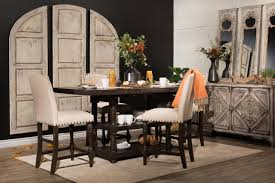 Dining Room Bar Furniture by Winners Only Xcalibur Pair Of Upholstered Bar Stools Mathis