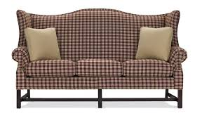 chippendale sofa 1600 in by lancer in stoneham ma high back sofa with oak