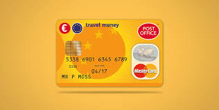 prepaid travel card images Travel money card prepaid currency card post office jpg