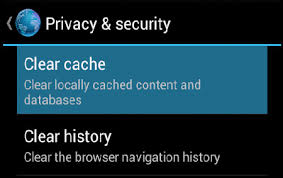 clear cookies android delete cookies and browser history on android devices