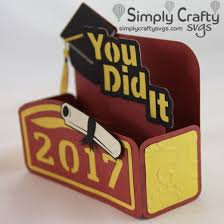 graduation box graduation you did it box card svg file simply crafty svgs