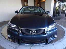 certified pre owned lexus gs 350 certified pre owned 2015 lexus gs 350 4dr sdn rwd 4dr car in