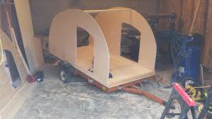 Diy Hard Floor Camper Trailer Plans September 2012 Make It With Jason