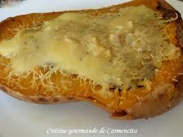 cuisiner une courge butternut courge butternut farcie cuisine gourmande de carmencita