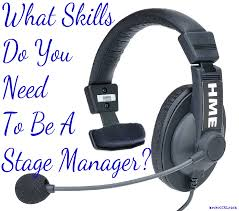 stagehand resume examples the stage management bundle stage management management and drama what skills do you need to be a stage manager theatre stagemanagement