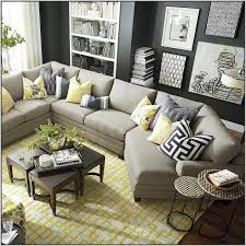 buttercup 3 piece sectional with chaise and cuddler sectional sofa