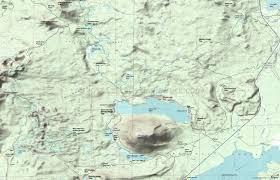 deer lake trail 6 many lakes trail 15 metolius windigo trail 99
