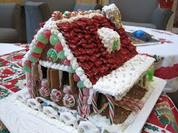 how to make a gingerbread house ours won 1st place cooking