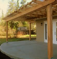 outdoors pergola covered patio covered pergola