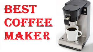 Coffee Maker With Grinder And Thermal Carafe Best Coffee Maker 2017 Youtube