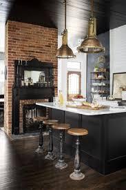 photo deco cuisine tendance décoration 2017 les cuisines noires volent la vedette