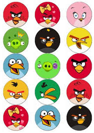 695 angry birds printables images angry birds