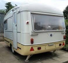 Rv Awnings Ebay 1962 Classic Vintage Thomson T Line Mini Glen 2 Berth Caravan With
