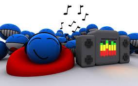 vector funky house music dj smileys free desktop wallpaper s