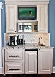 Hide Microwave In Cabinet 9 Places To Put The Microwave In Your Kitchen