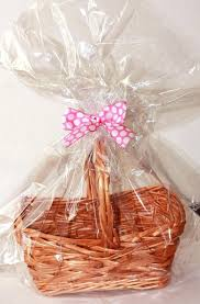 where to buy plastic wrap for gift baskets how to wrap a gift basket bow 1 plastic wrap for gift baskets
