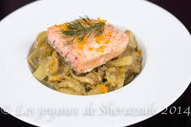 cuisine de sherazade tajine de saumon au fenouil les joyaux de sherazade i cook different