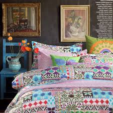 Tribal Pattern Comforter Tokida Bedding Set Ideas