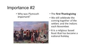 why did the pilgrims celebrate the first thanksgiving jamestown what was the first permanent english settlement ppt