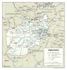 Ut Map Afghanistan Maps Perry Castañeda Map Collection Ut Library Online